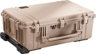 product image for Pelican 1650 Camera Case With Foam, Desert Tan