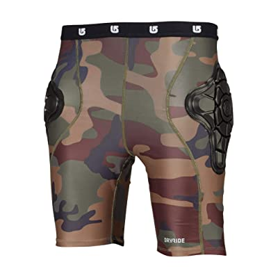 Burton Boy's Total Impact Short : Clothing