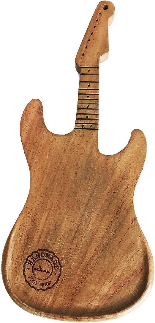 Fabricado con tono guitarra eléctrica tabla de cortar, Custom ...