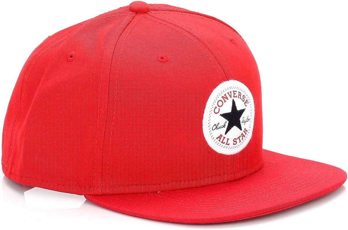 Converse - Gorra de béisbol - para Hombre Rojo Rosso Taille Unique ...