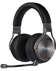 Corsair Virtuoso Wireless SE Gaming Headset,Gunmetal,CA-9011180-AP