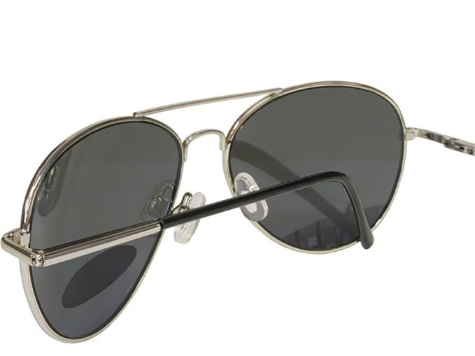 1c2086b3a5 Amazon.com  G G Premium Mirror Aviator Sunglasses Spring Hinge (colors)  (Amethyst Mirror)  Clothing
