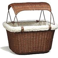 PetSafe Solvit Tagalong Bicycle Basket, Dog Carrier for Bikes, Best for Dogs Up to 13 lb.