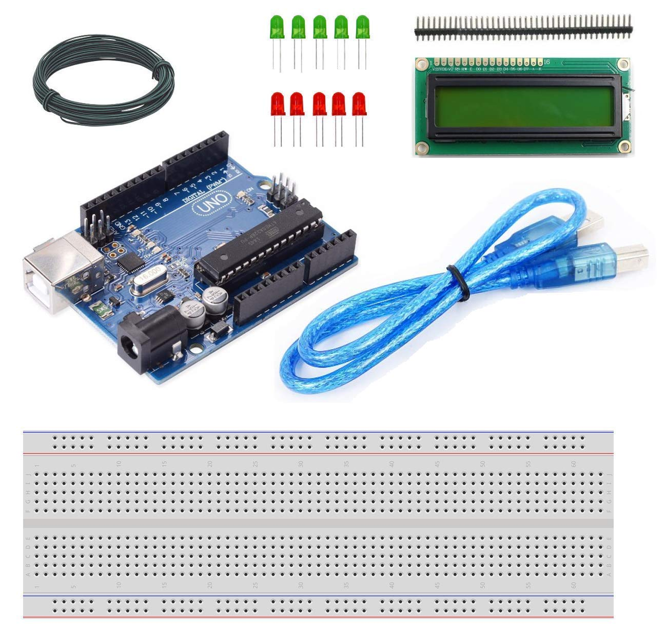 Simple Electronic Projects For School Students
