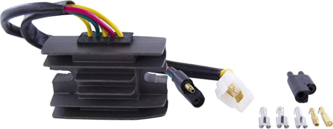 Voltage Regulator Rectifier For Arctic Cat 400 500 2x4 4x4 Manual 2000 2001 OEM Repl.# 0530-006 0530-137