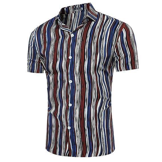 WINWINTOM 2018 Moda Estilo de Verano Camisetas, Verano Diario Camisas De Hombre, Personalidad Hombres