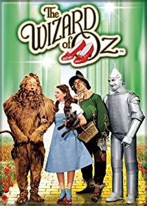 """Ata-Boy Wizard of Oz Cast 2.5"""" x 3.5"""" Magnet for Refrigerators and Lockers"""
