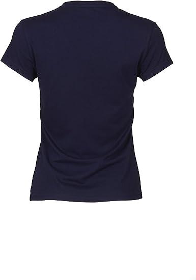 K-Swiss 918206201 Camiseta, Mujer, Azul Marino, M: Amazon.es ...