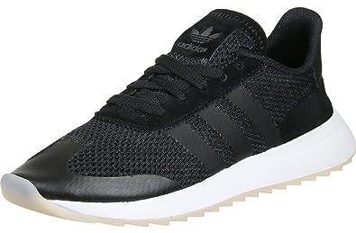 sports shoes b50fa cea3b adidas Flashback W chaussures core blackftwr white Amazon.fr Chaussures  et Sacs