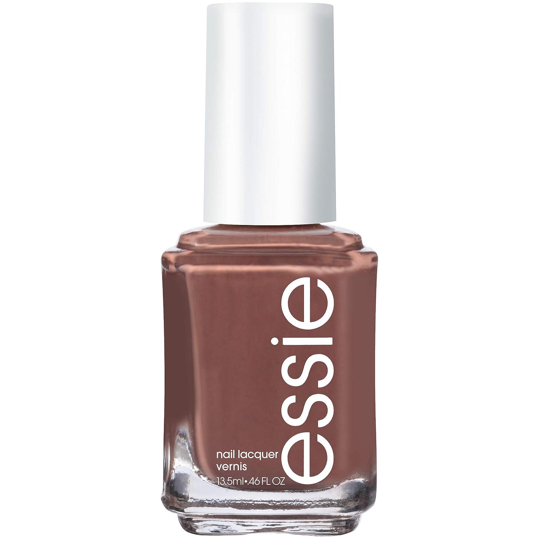 B004FG85XE essie Nail Polish, Glossy Shine Finish, Mink Muffs, 0.46 fl. oz. 71uysHaubDL