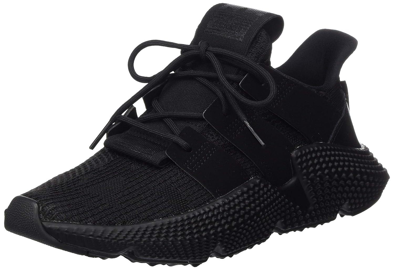 online store d62cc 975c4 Amazon.com   adidas Originals Prophere Shoes 5 B(M) US Women   4 D(M) US  Core Black core Black FTWR White   Fashion Sneakers