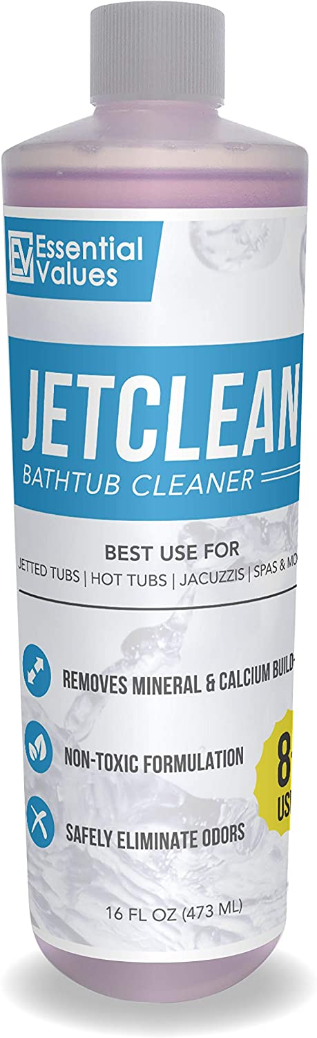 2. Essential Values Jetted Tub Cleaner