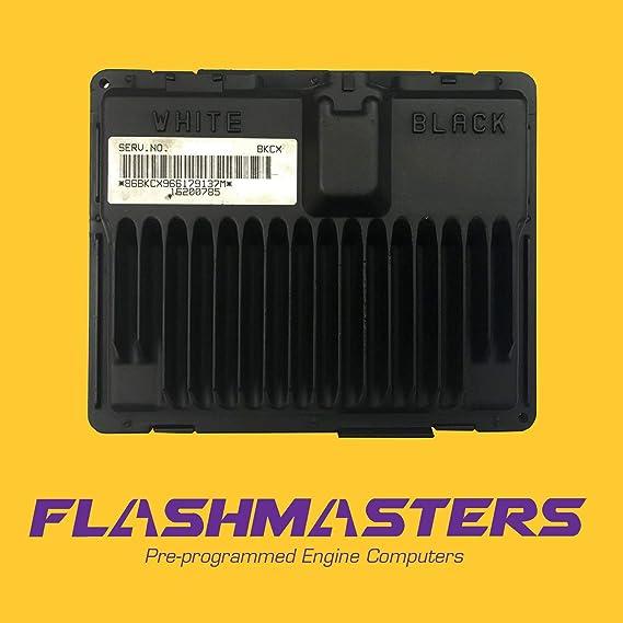 1999-2000 Chevrolet Tahoe Service# 16263494 Engine Computer PCM ECM ECU