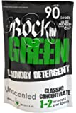 Rockin' Green Laundry Detergent Classic Rock Unscented 45oz