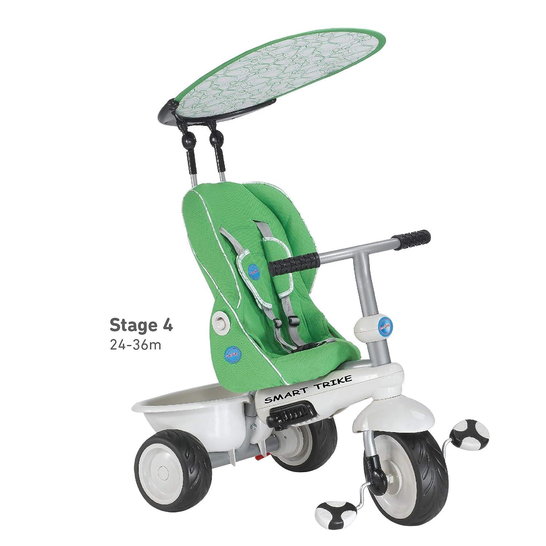 Smart Trike 191 0800 Kinderdreira Recliner Grun