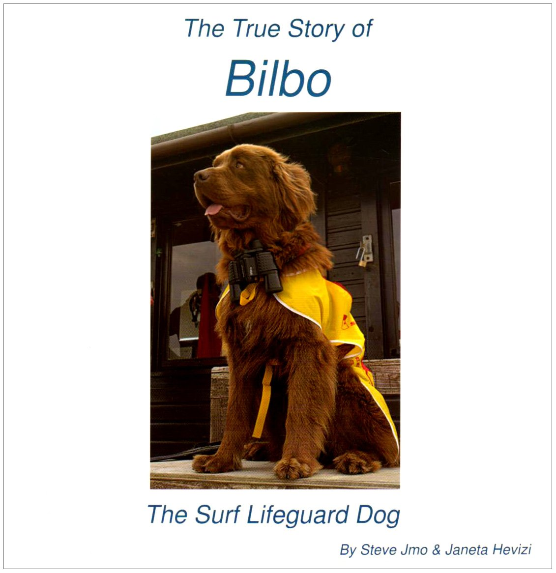 The True Story of Bilbo the Surf Lifeguard Dog (Bilbo the Lifeguard Dog)