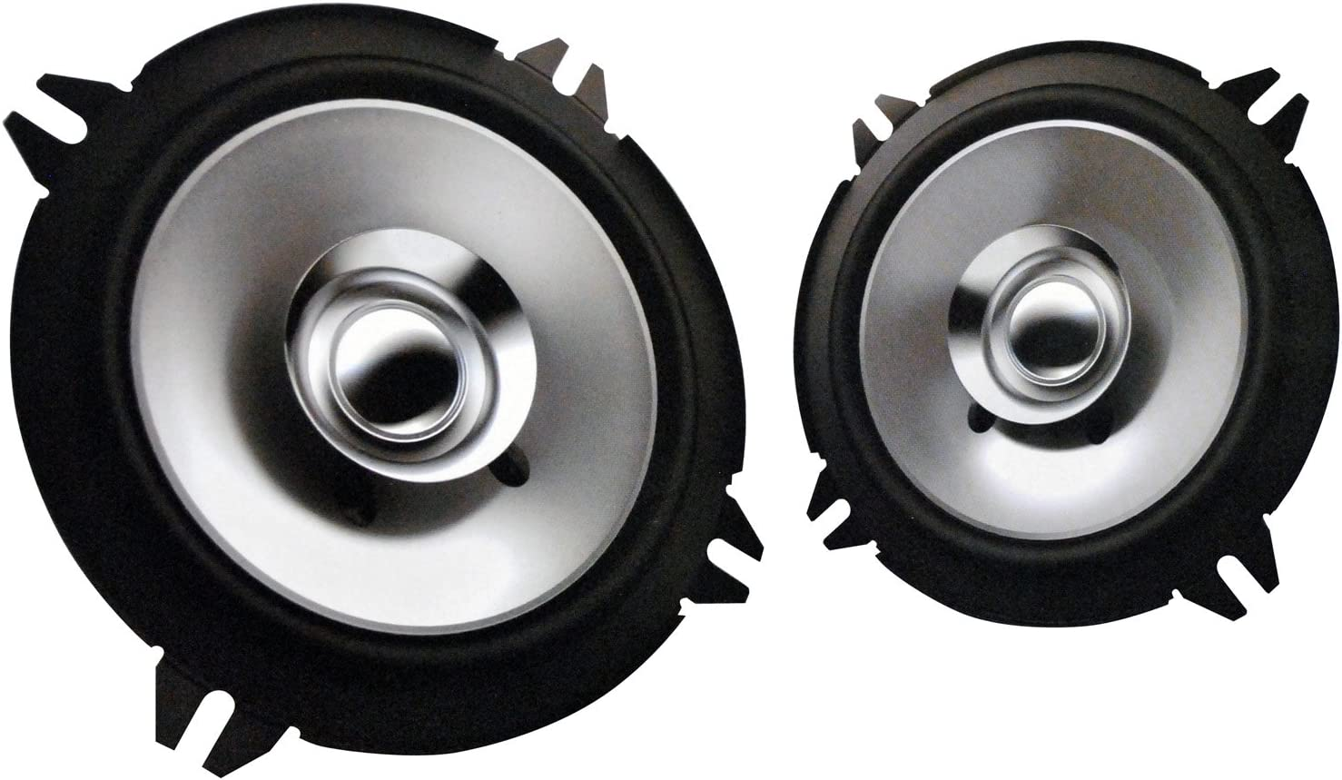 2X 6965S 6x9 400W 3-Way Speaker Enrock 16g 50 Ft Speaker Wire 2X KFC1665S 6.5 2-Way Audio Speaker 3 Pair Car Speaker Package of 2X Kenwood KFCC1355S 5 1//4 250W Flush Mount Coaxial Speakers