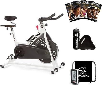 SPINNING Spinner S1 Paquete hogar Bicicleta estática Unisex, Color ...