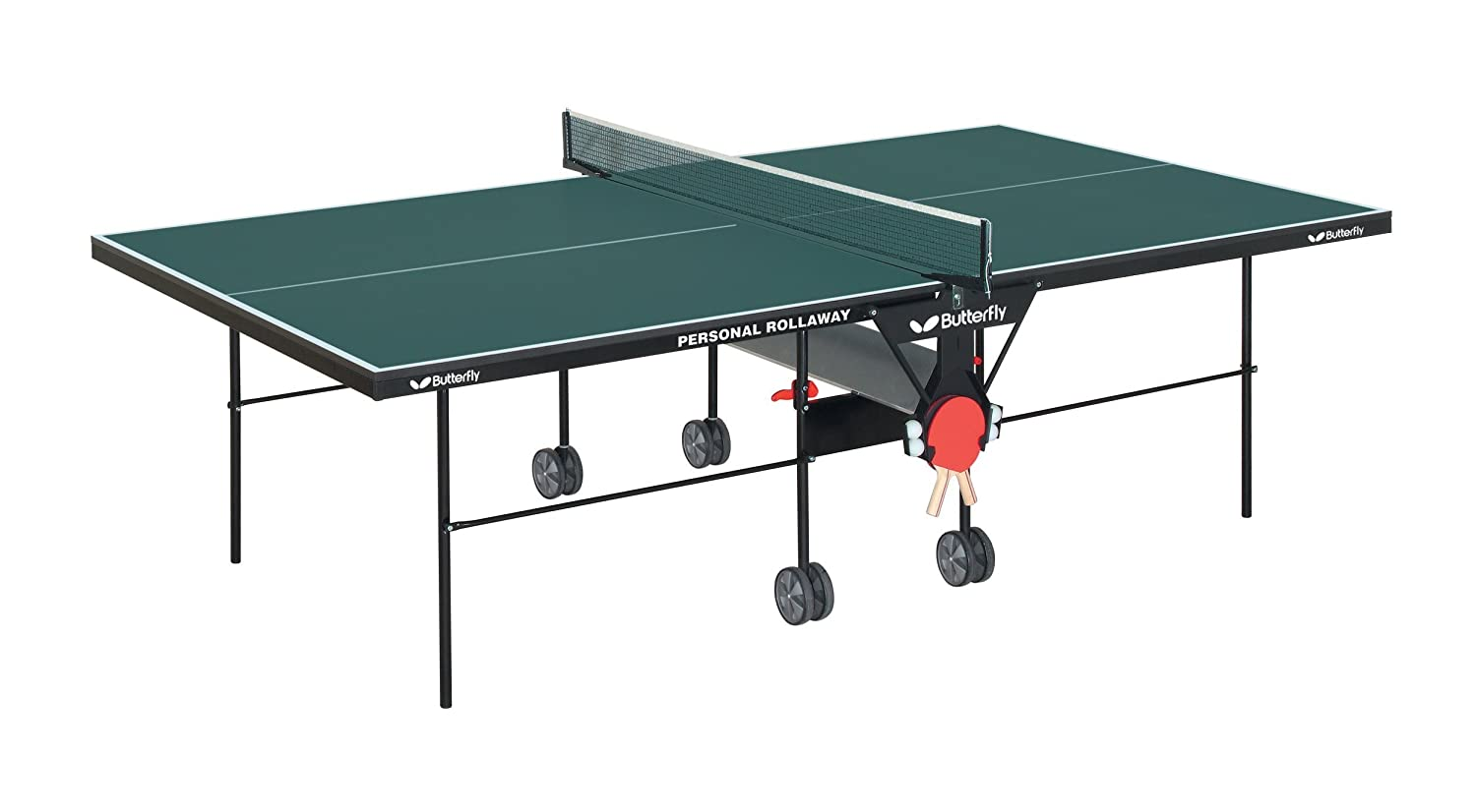Butterfly Personal Rollaway Table Tennis Table Review