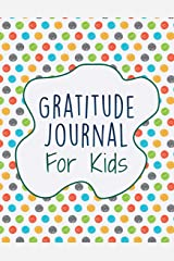 Gratitude Journal For Kids: Interactive with 30 Animal Coloring Designs (Journal and Coloring Series) Paperback
