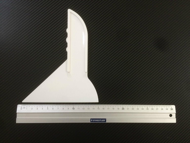 T/önungsfolien in schwierigen Ecken. ca.19x15cm qili The Slammer Rakel