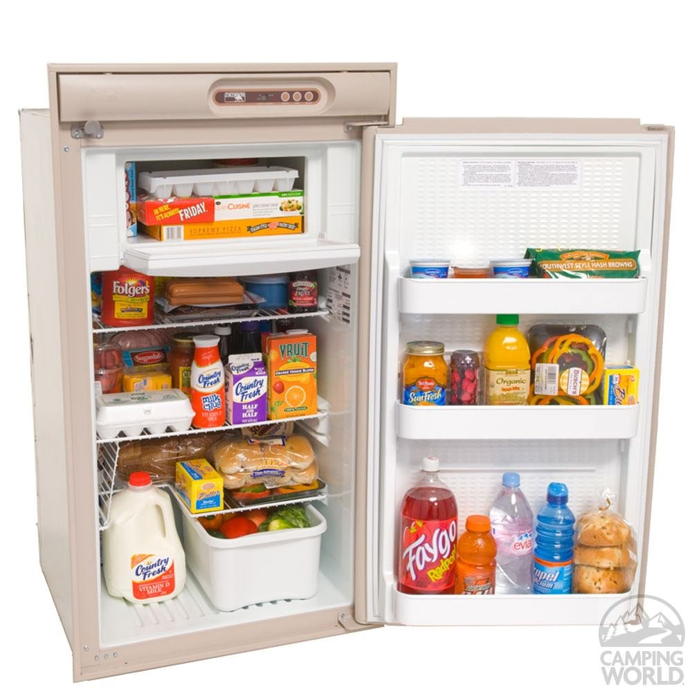refrigerator 7 5 cu ft. amazon.com: norcold n510ur 5 cu. ft. 1 door refrigerator (2-way ac/lp, right hand with taupe trim \u0026 upper handle): automotive 7 cu ft
