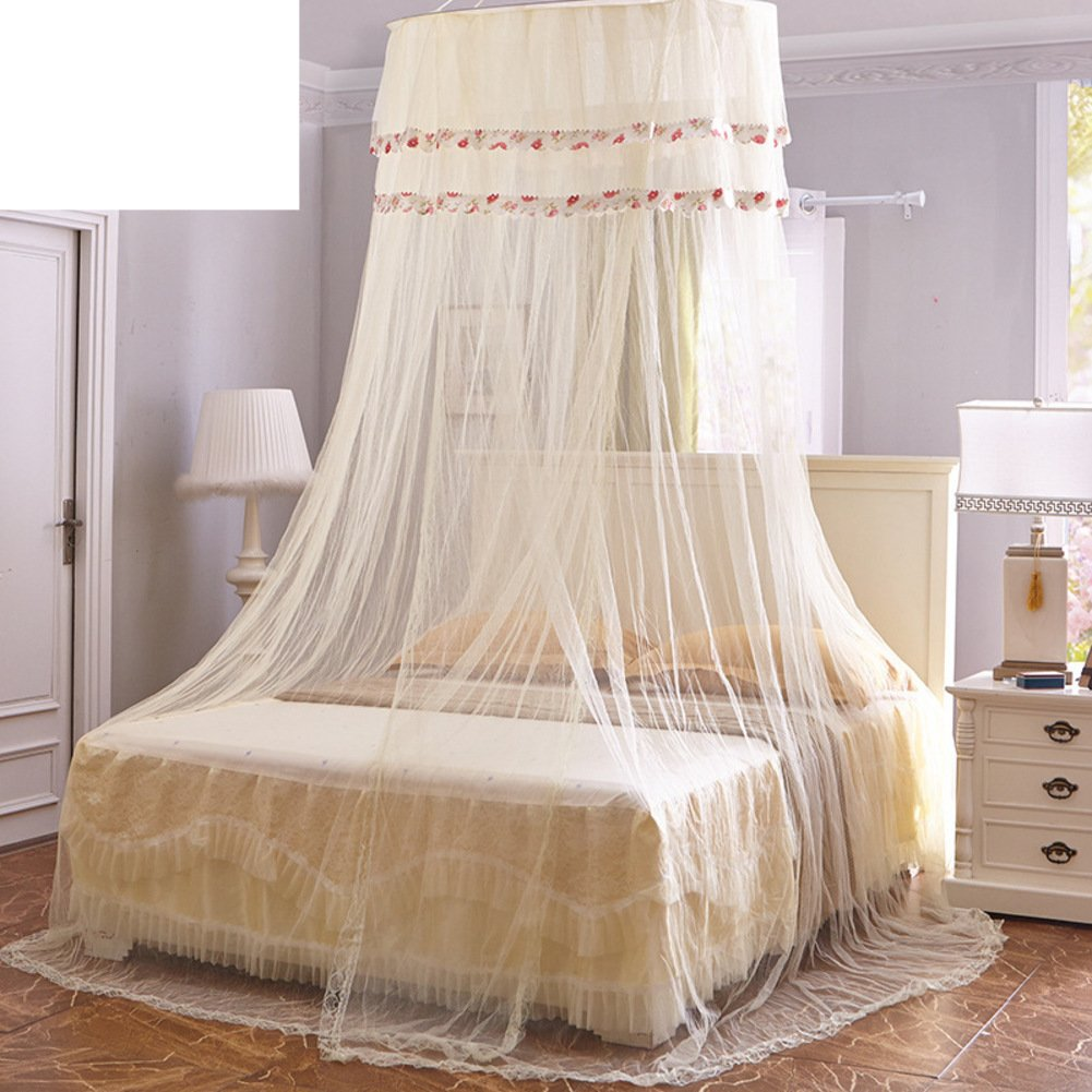 Fashion Dome Ceiling Ceiling Mosquito Nets/Court Landing Nets/Leisure Student Dormitory Nets/Simple Double Home Mosquito Nets-B B