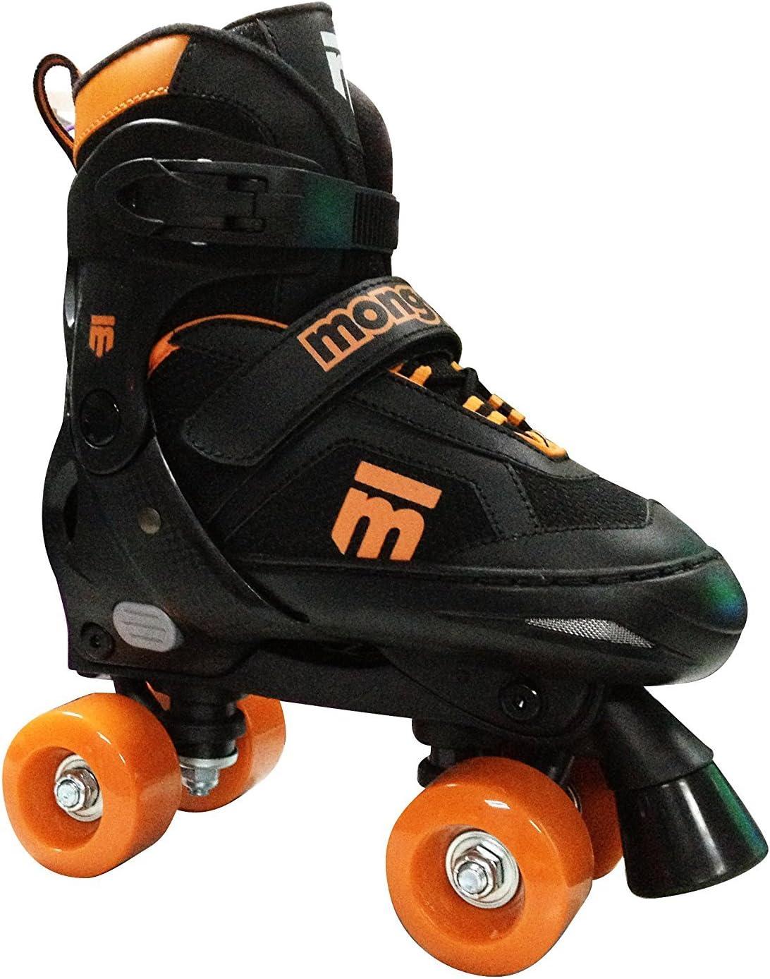 Mongoose Boy's Quad Roller Skates Small [並行輸入品]