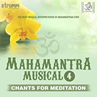Mahamantra Musical 4 - Chants For Meditation