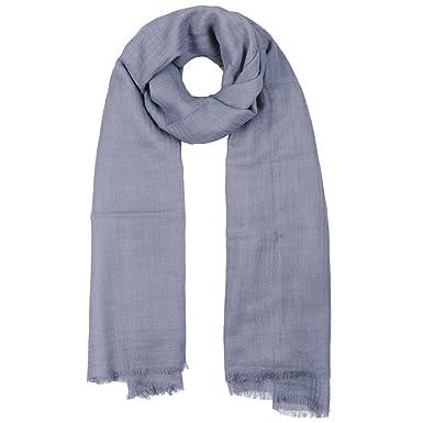 Passigatti Echarpe Uni Cashmere Silk echarpe en cachemire soie (taille  unique - denim)  Amazon.fr  Vêtements et accessoires ff42e4cd228