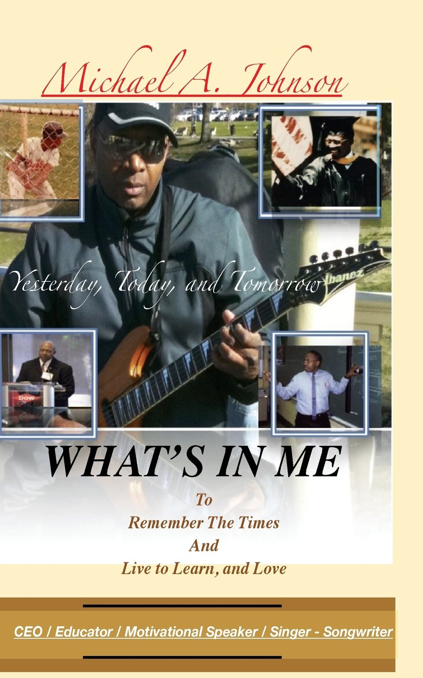 Download What's In Me: Yesterday, Today, and Tomorrow ebook