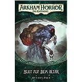 Fantasy Flight Games FFGD1104 Arkham Horror: Lcg - Blut auf Dem Altar Mythos-Pack (Dunwich-3) Deutsch