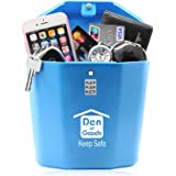 Keep Safe Portable Travel Vault Lock Box. Gifts for Men. For Beach, Car, Caravan, Camping, Sports, Travel, Shopping.