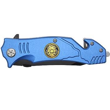 Amazon.com: SAS cuchillo plegable asistido por resorte ...