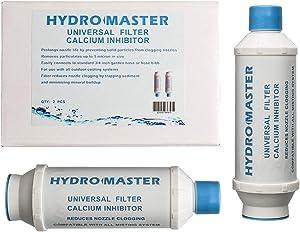 HYDRO MASTER 0179101 Universal Outdoor Misting System Calcium Inhibitor Filter (2 pcs)