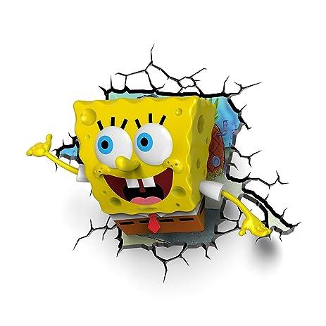 Spongebob Squarepants D Led Wall Light