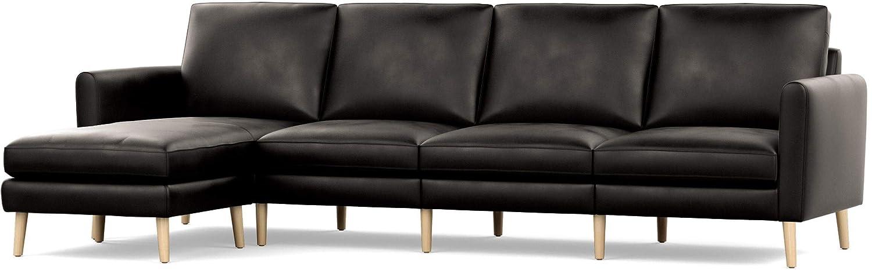 Amazon.com: Burrow NLSC-SL-4-HI-LW Living Room Furniture ...