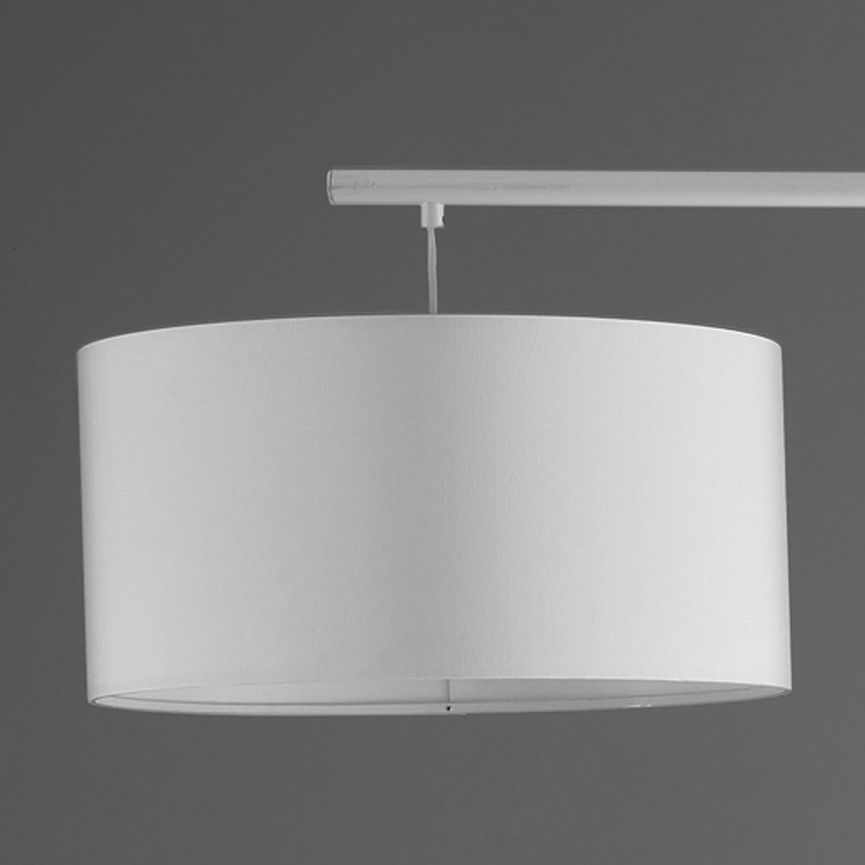 Lampada salotto arco : Tomasucci 1922 arko lampada da terra, bianco opaco: amazon.it ...