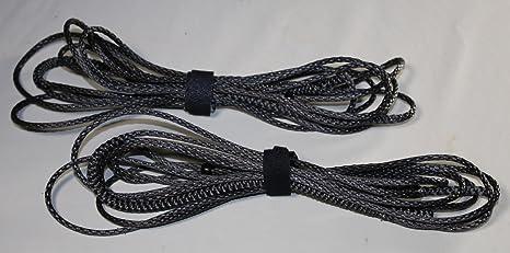 6ft ultralight whoopie slings amsteel black hammock suspension amazon     6ft ultralight whoopie slings amsteel black hammock      rh   amazon