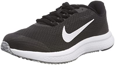 half off c7cad 0268a Nike Runallday, Sneakers Basses Femme, Noir (Black White Anthracite 001)