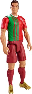 Mattel FC Elite Cristiano Ronaldo Soccer Action Figure