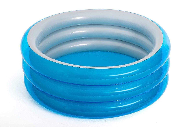 Amazon.com: h2ogo. Big metálico hinchable para jugar piscina ...