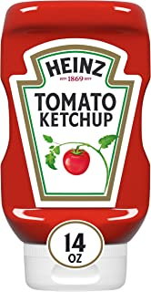 product image for Heinz Tomato Ketchup (14oz Bottles, Pack of 8)
