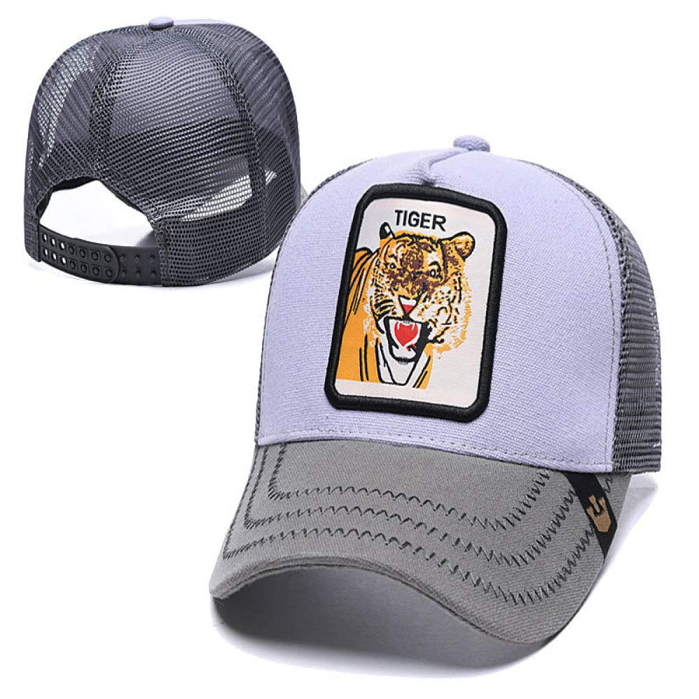 sdssup Gorra de Malla Bordada Visera Serie Animal 23 Ajustable ...