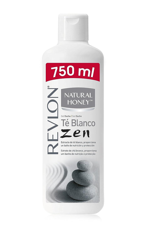 Amazon.com   Revlon Natural Honey Gel de Baño con Extracto de Té Blanco Zen  White Tea Body Wash 750 ml   Beauty e7a7d9159be9