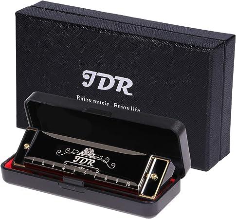 JDR Harmonica Key of C