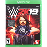 WWE 2K19 Standard Edition for Xbox One by 2K Games