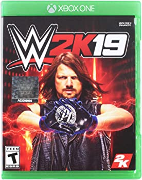 WWE 2K19 Standard Edition for Xbox One