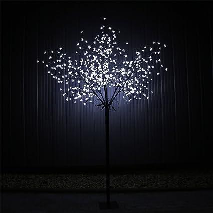 4d308ed668f De cerezo con luces LED para el árbol de Navidad LEDKB96 para el árbol de  Navidad