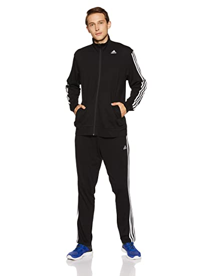 a1809724d0 Adidas Men s Tracksuit  Amazon.in  Clothing   Accessories